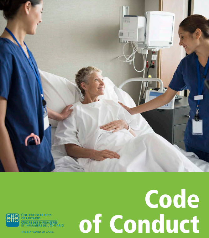 Code of Conduct Webcast