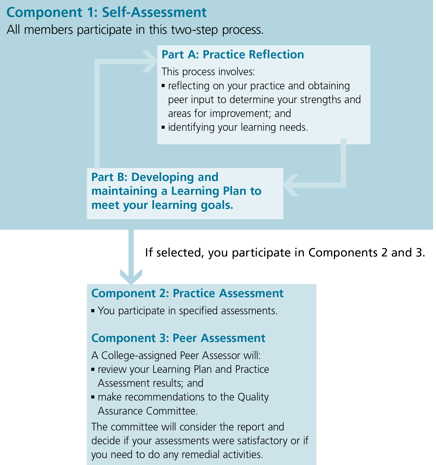 quality assurance plan examples